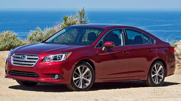 Subaru recalls 3k Legacy and Outback models for fluid leak
