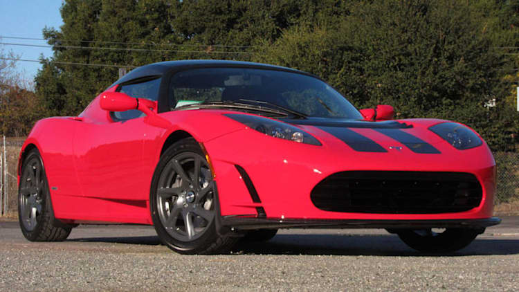 New Tesla Roadster battery due in August