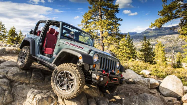 Next-gen Jeep Wrangler to get 8-speed automatic and 3.0-liter EcoDiesel
