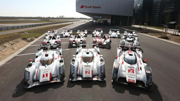 Audi, McLaren to bring winning cars back to Le Mans