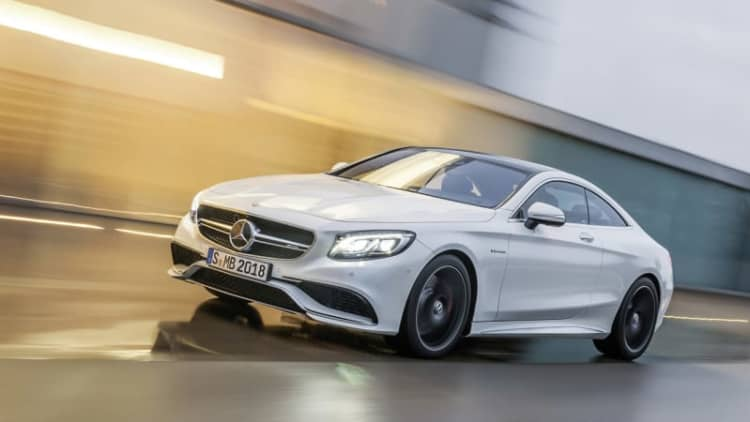 Mercedes-Benz recalls 3,800 total vehicles in two campaigns