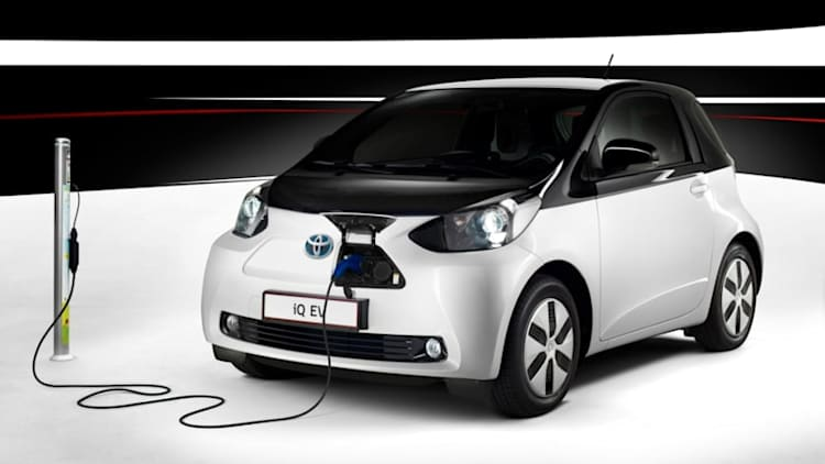 Toyota throwing water on fast-charging EVs