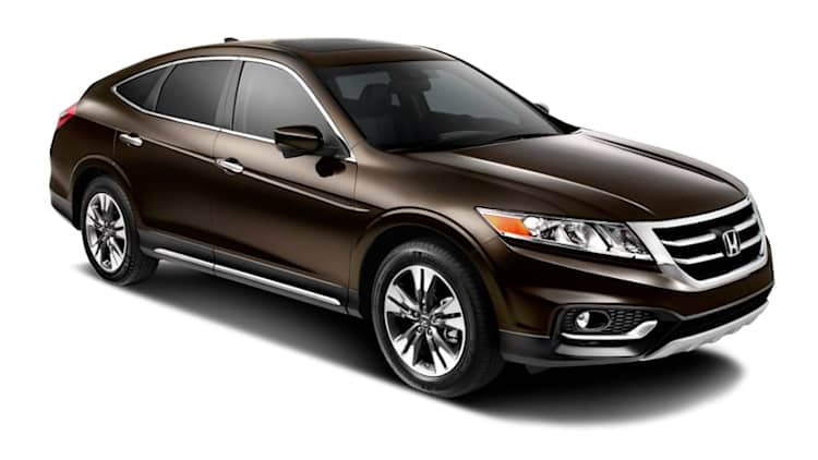 The Honda Crosstour is no more