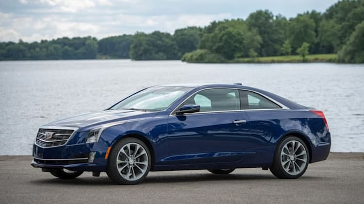 Cadillac issues stop sale on ATS to recall 82k units