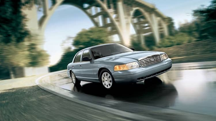 NHTSA advances investigation of Ford Crown Victoria headlights