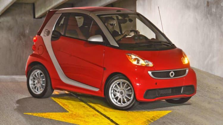 Daimler eMERGE2 test proves ignorance breeds dislike of EVs