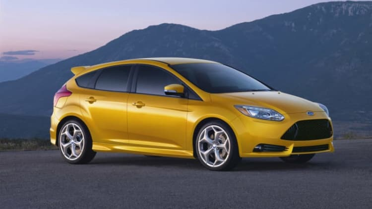 Ford recalls 9,900 vehicles across two campaigns