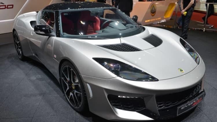 Lotus Evora 400 arrives in December for $89,900