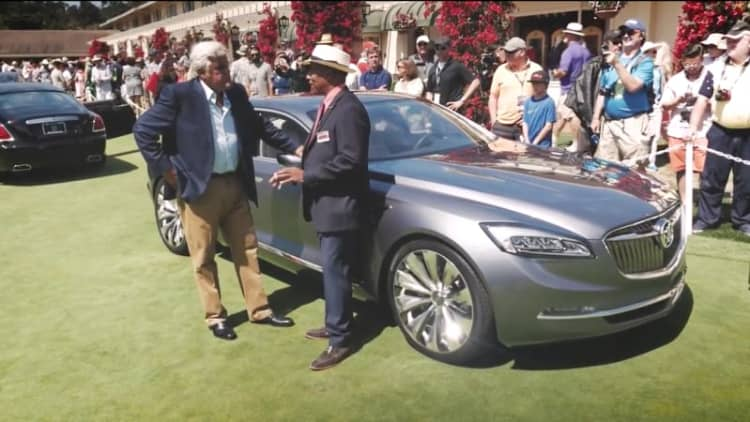 Jay Leno recaps Pebble Beach