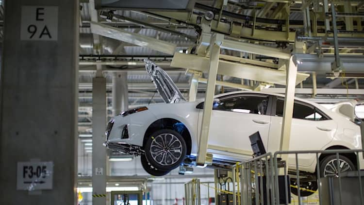 Toyota investing $1 billion in Mexico plant