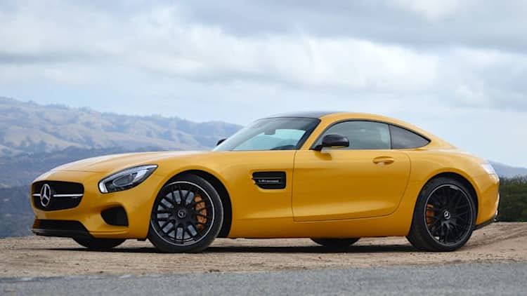 Mercedes-AMG GT R coming with active aero, shocks, steering