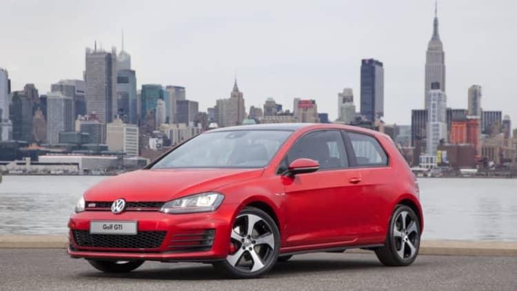 Volkswagen kills the two-door GTI in America