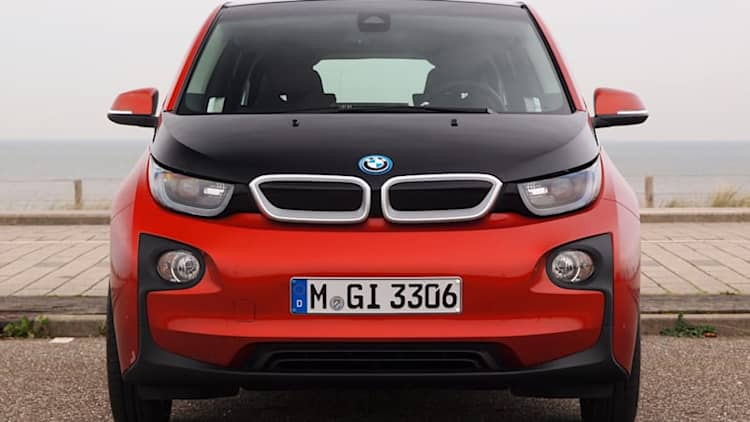 2017 BMW i3 rumored to get more electric range