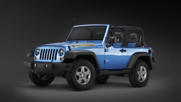 FCA recalling 400k Jeep Wranglers, 40k Fiat 500s