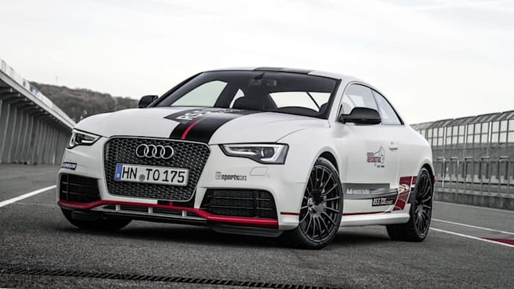 Audi sets diesel records on road and track