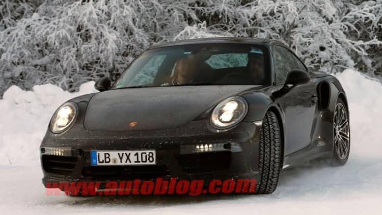 Porsche 911 to drop naturally aspirated six-cylinder engine