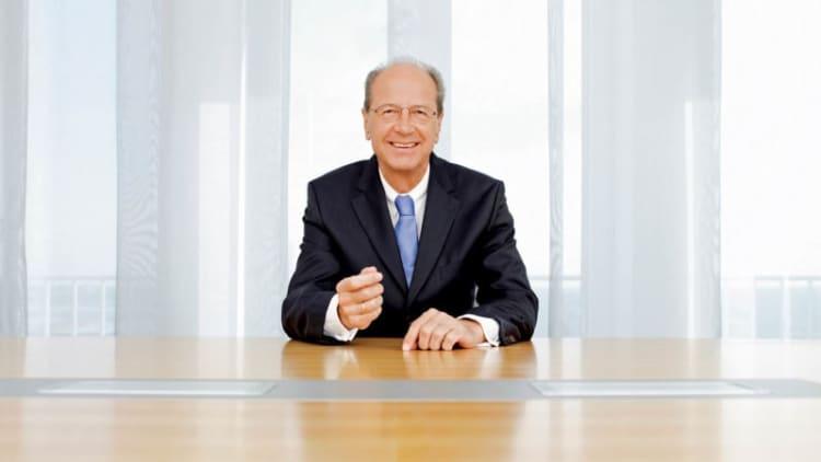 VW CFO Hans Dieter Potsch nominated as new board chairman
