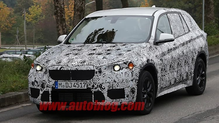 BMW working on X2 crossover