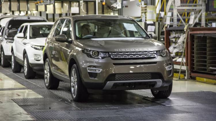 Tata confirms JLR is looking at NA for new plant