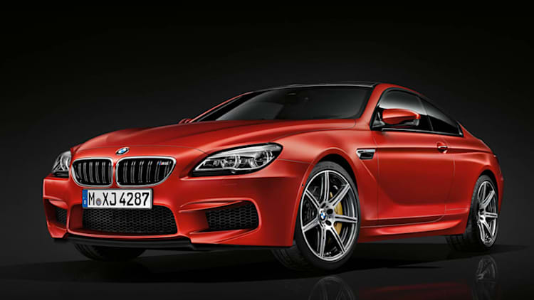 BMW M6 gets new Competition Package