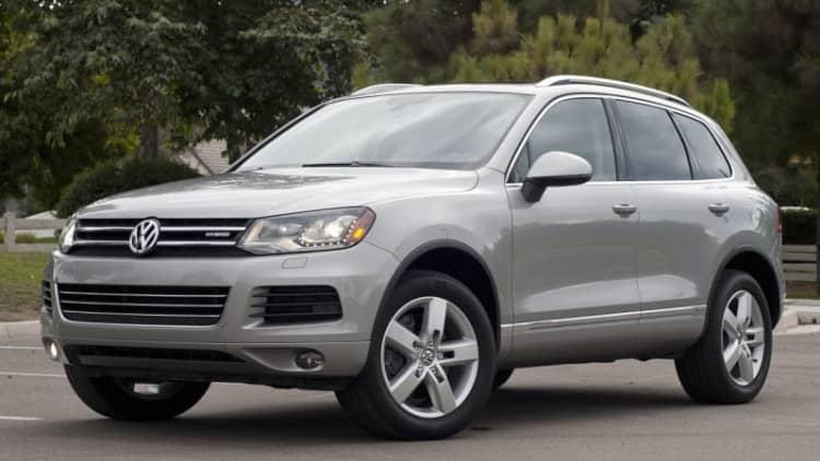 VW Group recalls 27k Touaregs, Audis and Porsches for fuel leak