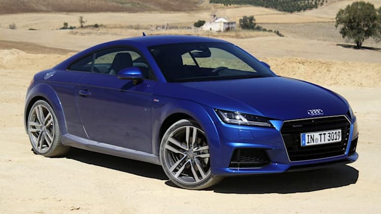 2016 Audi TT price increased to $42,900*