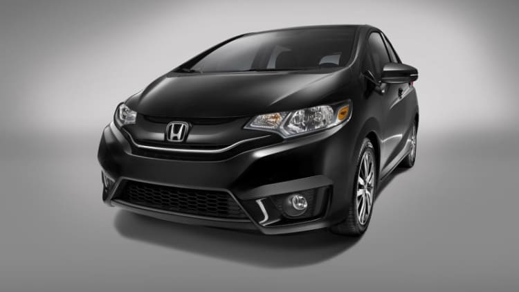 Honda recalling 143K Civic, Fit models for CVT