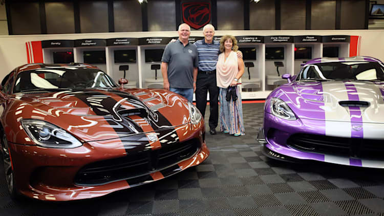 GTC deliveries take Rauh collection up to 79 Vipers [w/video]