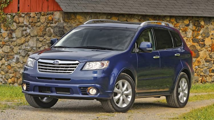 Subaru weighing Outback vs Forester approach for seven-seater