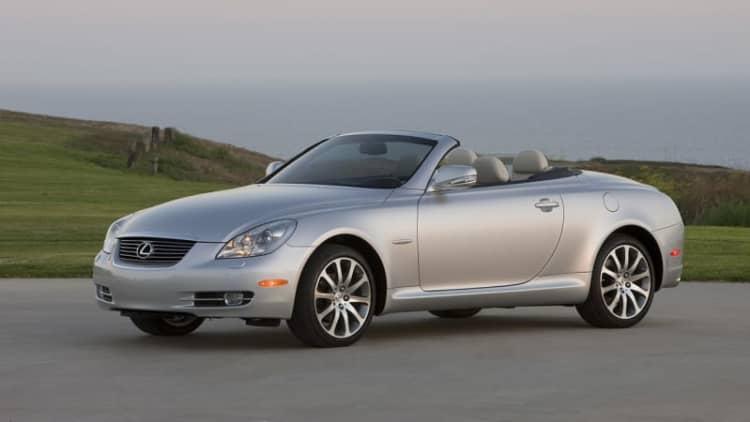 Toyota expands Takata airbag inflator recall