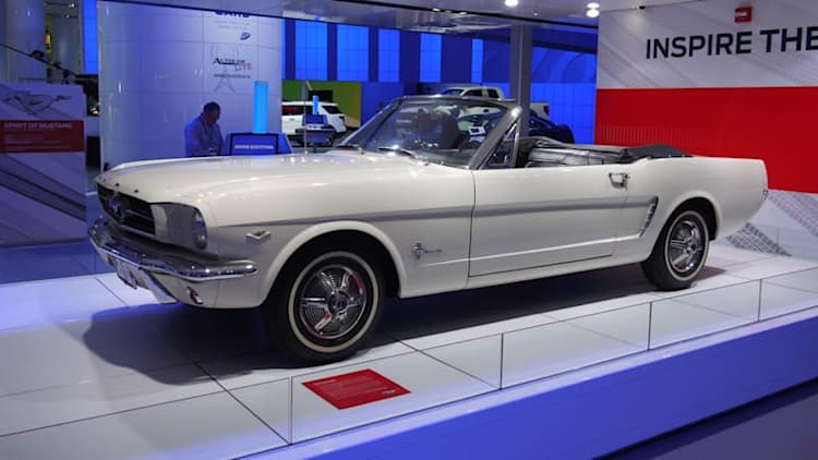 Ford Mustang was almost 'Imported from Detroit'