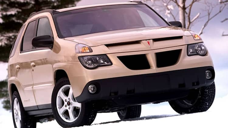Pontiac Aztek enjoys rebirth thanks to Millennials