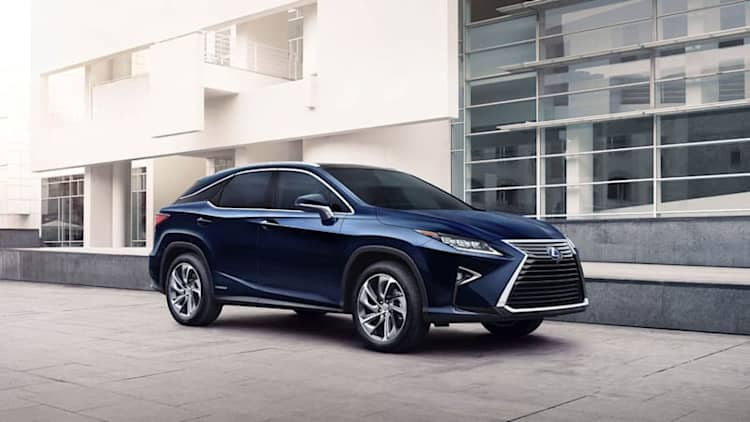 Lexus regrets not doing 3-row CUV before RC coupe [UPDATE]