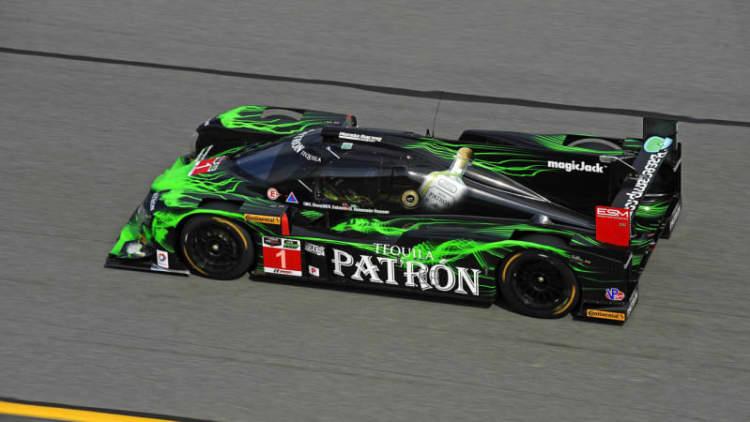 Honda withdraws LMP2 prototype from Pikes Peak