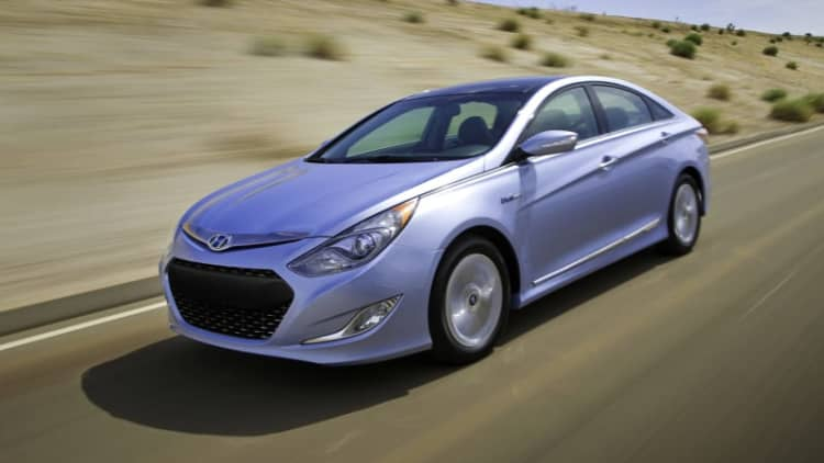 Hyundai Kia asked to pay $28.9M in patent infringement case