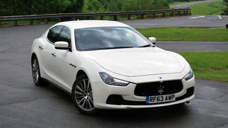 Maserati recalls 28k sedans for unintended acceleration