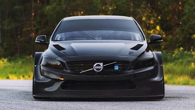 Volvo's new S60 WTCC racer looks sick [w/video]