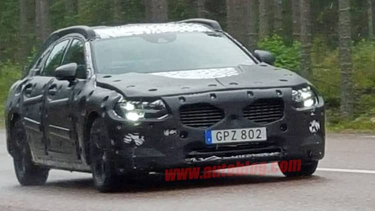 Elusive Volvo S90 preps for debut this year