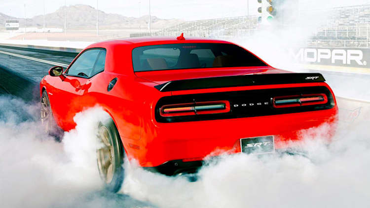 Dodge Hellcat orders on hold due to 'unprecedented demand'
