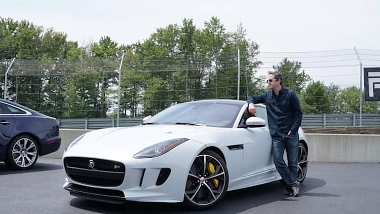 2016 Jaguar F-Type R at Monticello | AutoblogVR