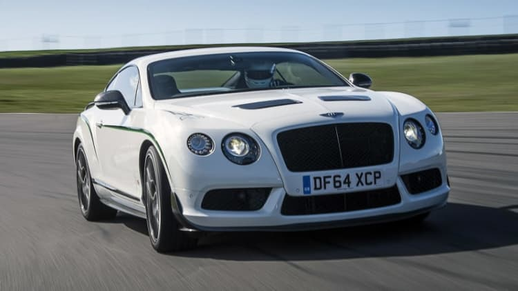 Bentley says Conti Supersports 'isn't on the horizon'