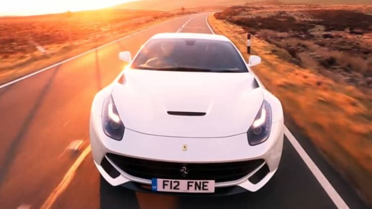 Xcar celebrates Ferrari F12 Berlinetta as the end of an era