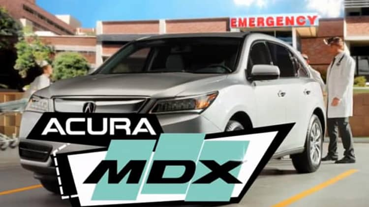 Acura launches ad spots for Seinfeld's Comedians in Cars Getting Coffee