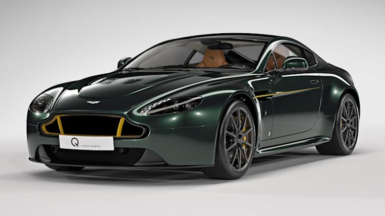 Aston Cambridge celebrates British Spitfire with bespoke V12 Vantage S
