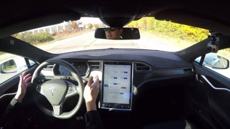Volvo: Tesla's Autopilot is just a 'wannabe'