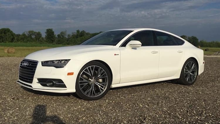 Daily Driver: 2016 Audi A7