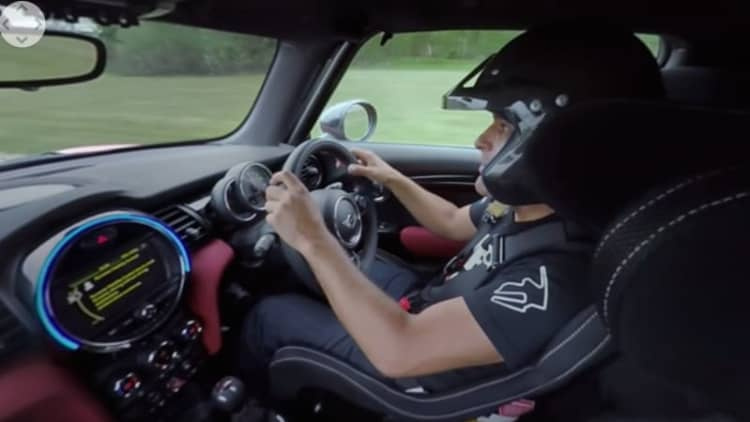 Watch Chris Harris take a 360° tour of the new Top Gear track