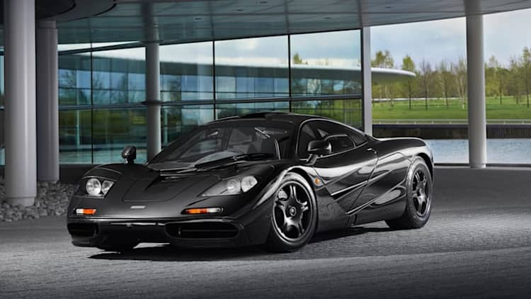 Like-new McLaren F1 for sale with just 2,800 miles