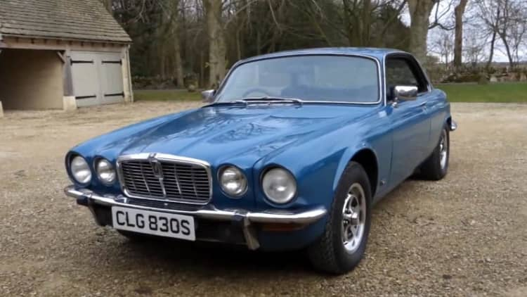 Check out Harry Metcalfe's 1978 Jaguar XJ 5.3 V12 Coupe