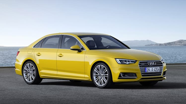 2016 Audi A4 is larger, lighter [w/video]